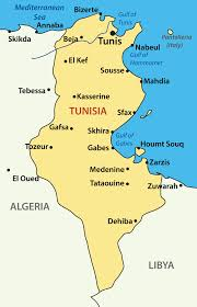 My Trip To TunisiaSousse My Guide To The World - Where is tunisia