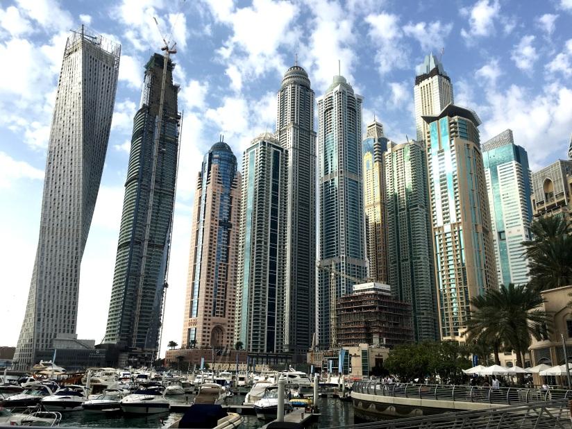 Dubai City As You've Never Seen ItBefore